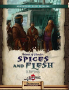 Islands of Plunder: Spices and Flesh