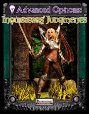 Advanced Options: Inquisitors Judgments
