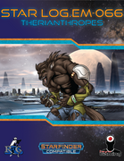 Star Log.EM-066: Therianthropes