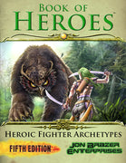 Book of Heroes: Heroic Fighter Archetypes (5e)