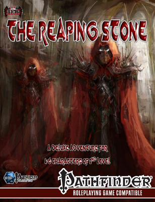 The Reaping Stone Deluxe Adventure