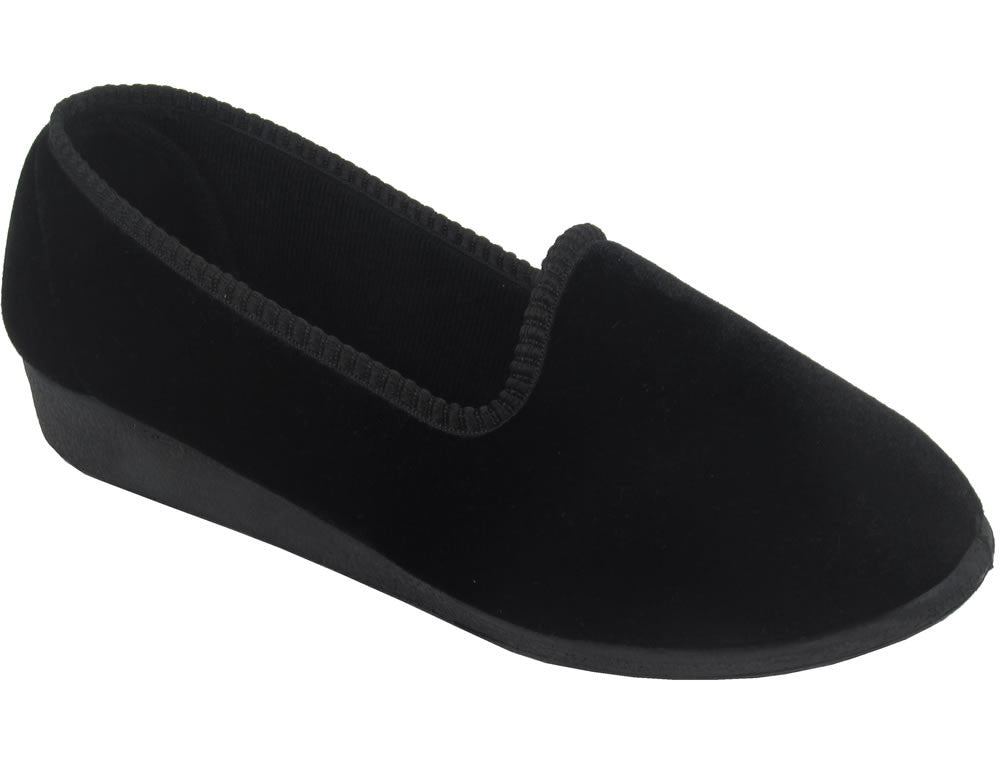 Step Lite Slipper Twitter womens - Black