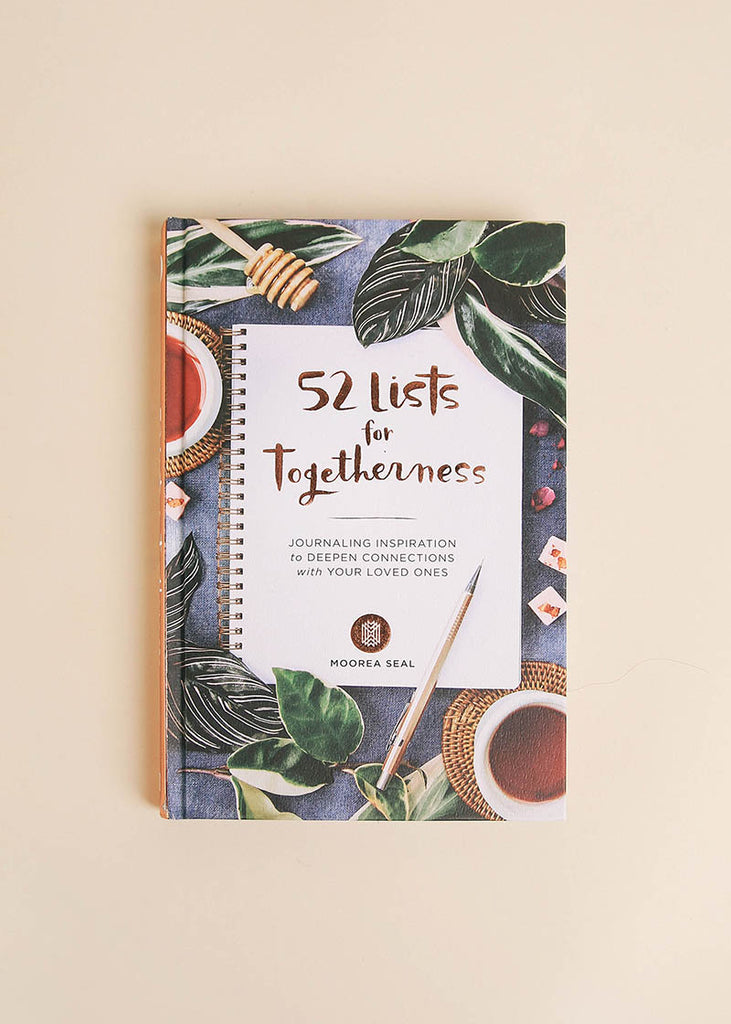 52 Lists for Togetherness Book