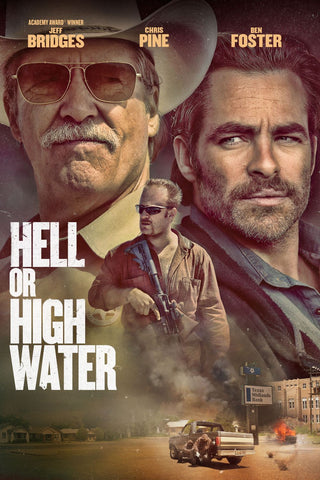Hell or High Water (UHD/4K)