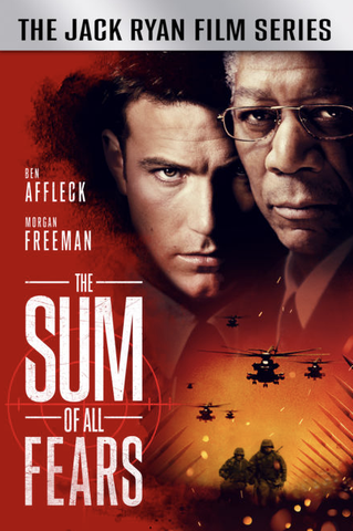 The Sum of All Fears (UHD/4K)