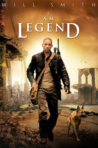 I Am Legend (UHD/4K)