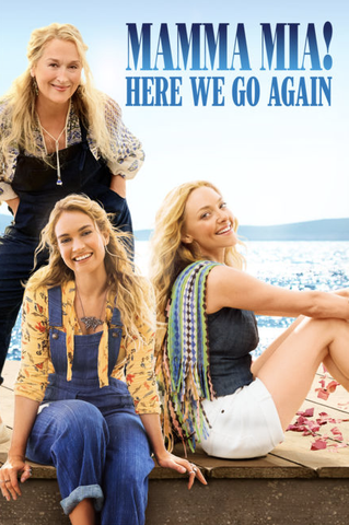 Mamma Mia! Here We Go Again (UHD/4K)