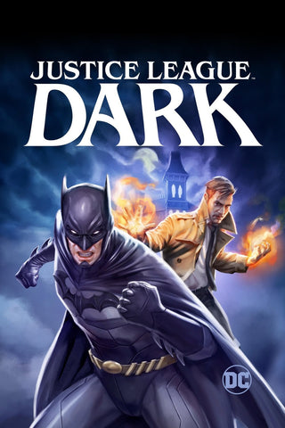 Justice League Dark (UHD/4K)
