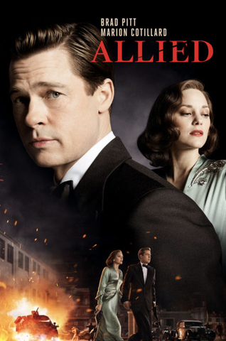 Allied (UHD/4K)