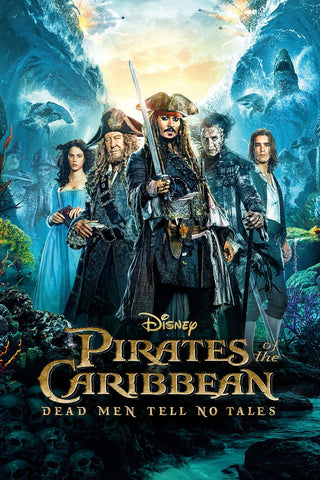 Pirates of the Caribbean: Dead Men Tell No Tales (UHD/4K)