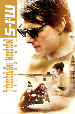Mission: Impossible - Rogue Nation (UHD/4K)