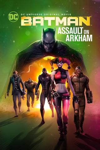Batman: Assault on Arkham (UHD/4K)