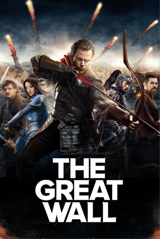 The Great Wall (UHD/4K)