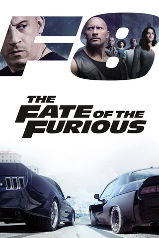 The Fate of the Furious (Extended Version)