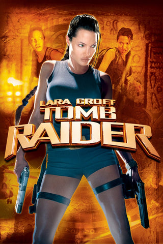 Lara Croft: Tomb Raider (UHD/4K)