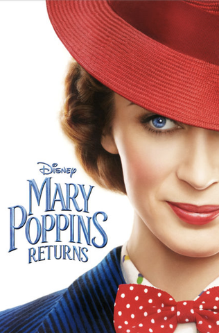 Mary Poppins Returns (UHD/4K)
