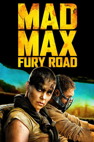 Mad Max: Fury Road (UHD/4K)