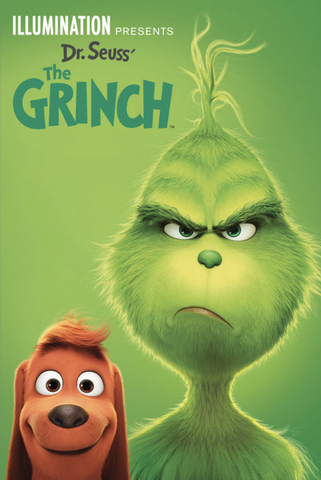The Grinch (2018) (UHD/4K)