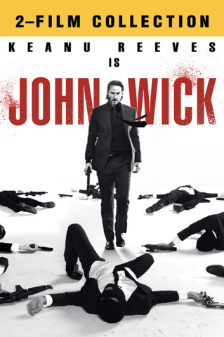 John Wick - Double Feature (UHD/4K)