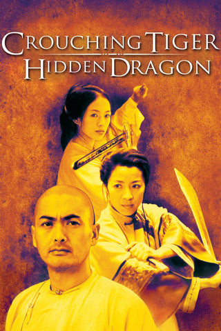 Crouching Tiger, Hidden Dragon (UHD/4K)