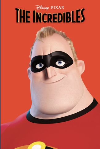 The Incredibles (UHD/4K)