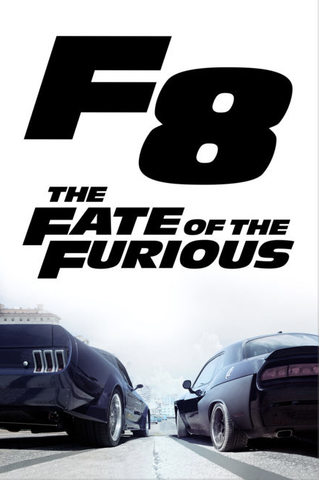 The Fate of the Furious (Theatrical Version) (UHD/4K)