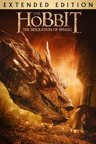 The Hobbit: The Desolation of Smaug (2013) (Extended Edition)