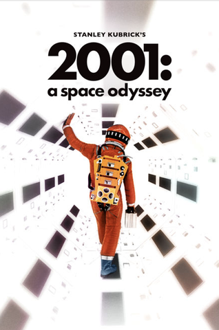 2001: A Space Odyssey (UHD/4K)