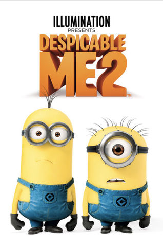 Despicable Me 2 (UHD/4K)