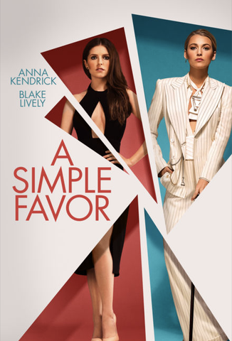 A Simple Favor (UHD/4K)