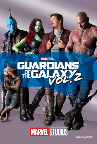 Guardians of The Galaxy Vol. 2 (UHD/4K)