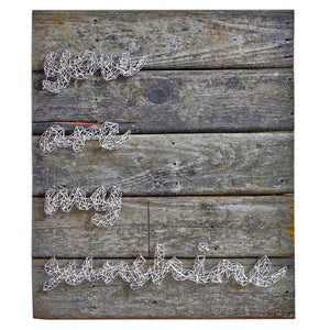 oh baby! String Art - You Are My Sunshine - oh baby!