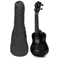 SPECIAL ORDER Ukulele Black with Case