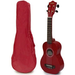 SPECIAL ORDER Ukulele Red with Case