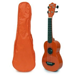 Ukelele Orange with Case