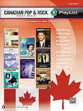 Canadian Pop/Rock Sheet Music