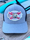Sofla Heritage trucker heather/black
