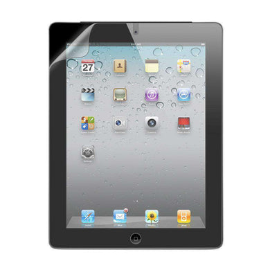 AMZER ShatterProof Screen Protector for Apple iPad 4 - Front Coverage - amzer