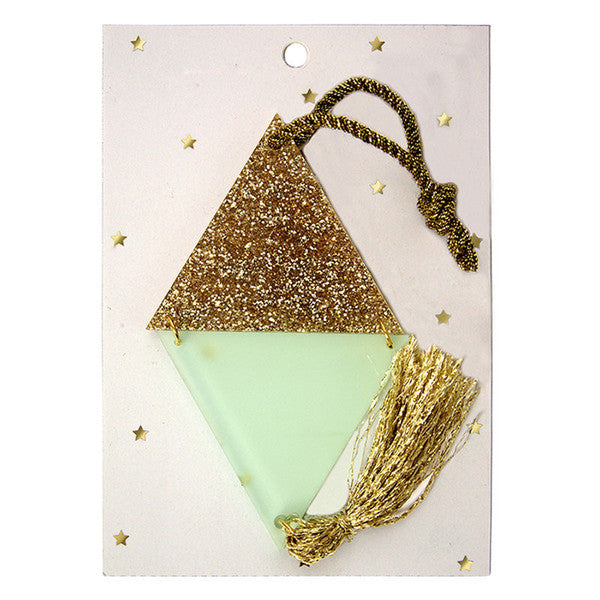 Diamond Tree Ornament