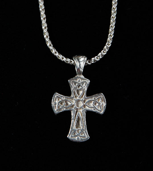 P-110B Celtic Cross Pendant