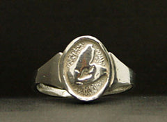 R-454A Cape Breton Ring Oval Top