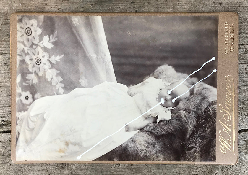 The Light Is Leaving Us All - Large Cabinet Card 10