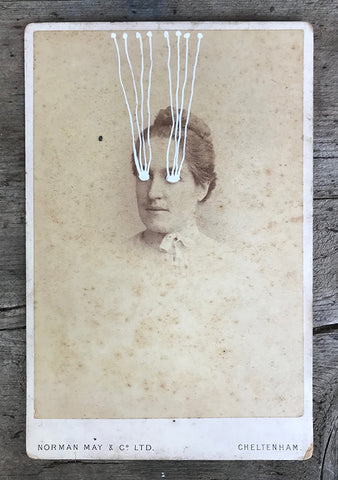 The Light Is Leaving Us All - Large Cabinet Card 11