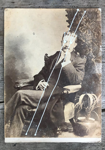 The Light Is Leaving Us All - Large Cabinet Card 52