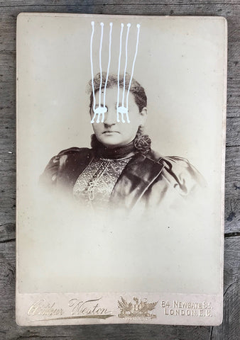 The Light Is Leaving Us All - Large Cabinet Card 6