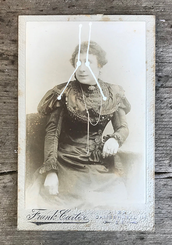 The Light Is Leaving Us All - Small Cabinet Card 13