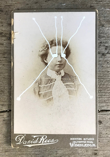 The Light Is Leaving Us All - Small Cabinet Card 28