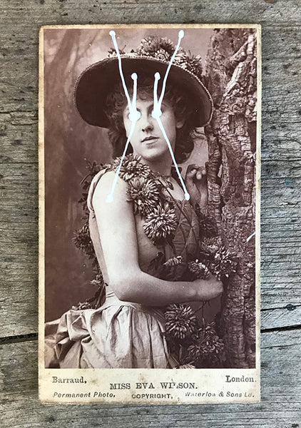 The Light Is Leaving Us All - Small Cabinet Card 8