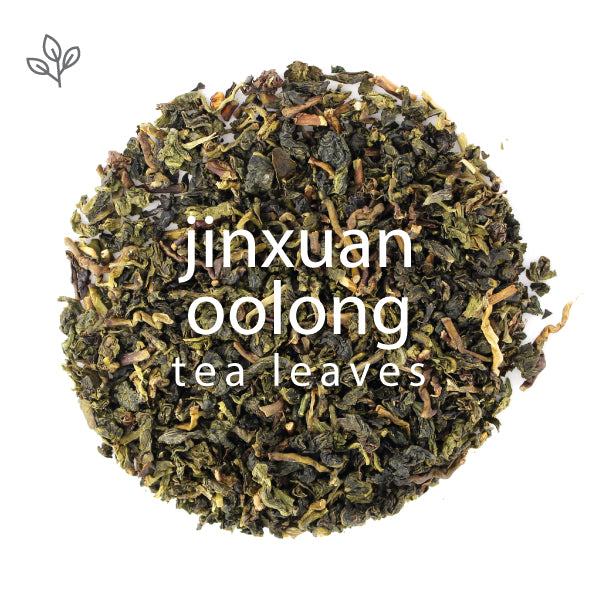 Jinxuan Oolong Tea Leaves