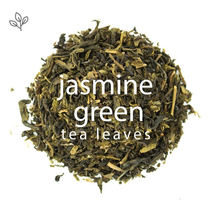Jasmine Green Tea Leaves B3